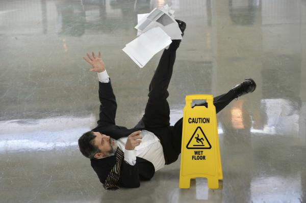 Dallas Slip and Fall Lawyer - Turley Law Firm